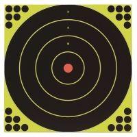 Birchwood Casey Shoot-N-C Targets 12 Inch Round Bullseye 12 Targets 288 Pasters 34022
