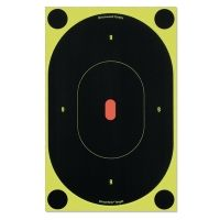 Birchwood Casey Shoot-N-C Targets 7 Inch Oval Silhouette