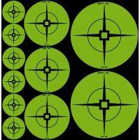 Birchwood Casey Target Spots, Green, Assorted