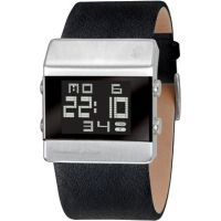 Black Dice Heist 022 Mens Wrist Watch w/ Electronic Display