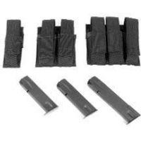 BlackHawk Duty Adjustable Pistol Mag Pouch (Black) 52AMP1BK