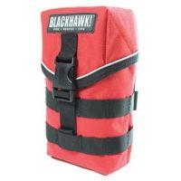 Blackhawk 37EL70 Fire/EMS Nalgene Bottle/Utility Pouch, Black or Red