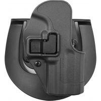 BlackHawk Sportster SERPA Paddle Holster 4135, Gunmetal Grey
