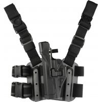BlackHawk TAC SERPA Level 3 Tactical Holster for S & W and Glock Handguns