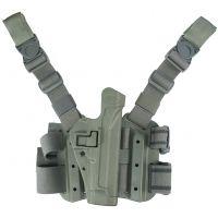 BlackHawk CQC Tactical SERPA Beretta 92/96 Holster - US Army Medallion