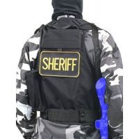 BlackHawk Urban Assault Vest Black 33UA00BK