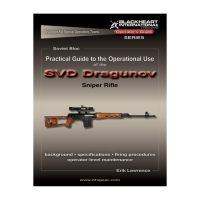 Blackheart Practical Guide To The Operational Use Of The SVD Dragunov Sniper Rifle BH-PG-007