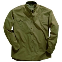 Bob Allen 142K Long Sleeve Vent Back Shirt