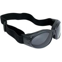 Bobster Cruiser Interchangeable Goggles w/ Black Frame, RX Prescription Lenses