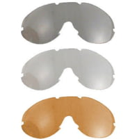 Bobster Phoenix Interchangeable Goggle Lens Amber, Clear or Smoke