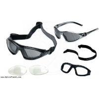 Body Specs Lined Bifocal Prescription BS Twin Goggles / Sunglasses