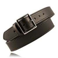 Boston Leather Leather Garrison Belt 1 3/4