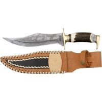 Brian Wilhoite Gator Getter Fixed Blade Knife
