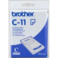 Brother Mobile Solutions A7 Cut Sheet Thermal Paper