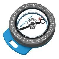 Brunton Tag Along Zip Compass w/ Zipper Pull Attachment