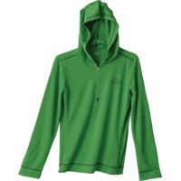 Buck Knives Womens Half-Zip Hoodie, Large