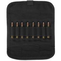 Bulldog Cases Rifle Cartridge Ammo Pouch Holds 8 Black WARP