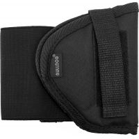 Bulldog Right Hand Black Ankle Holster - Size 2 WANK-2