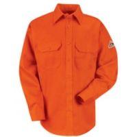 Bulwark Uniform Shirt, EXCEL FR 88% Cotton/12% Nylon, 6 oz.