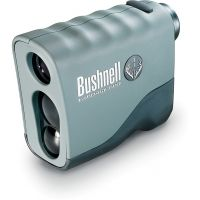 Bushnell Yardage Pro Trophy Hunting Laser Rangefinder 202018 - Green Open Box Dealer Demo
