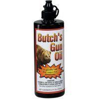 Butch's Gun Care Bench Rest Gun Oil for Firearm Protect 02948