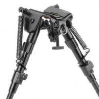 Caldwell XLA External Spring Shooting Rifle Bipods - Pivot Position