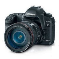 "Canon EOS 5D Mark II Digital SLR Camera Kit - 21.1 Megapixels, Full-Frame, 1080P HD Video, 3.0"" LCD - 2764B003 / 2764B004"