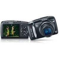 Canon PowerShot SX120 IS Digital Camera Kit