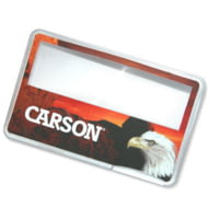 Carson 2x Magnicard LED Magnifier MC-99C