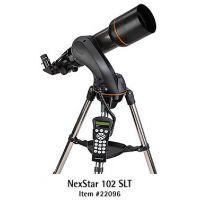 Celestron NexStar 102 SLT Refractor Telescopes 22096