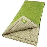 Coleman Outdoor Rectangular Flannel Sleeping Bag