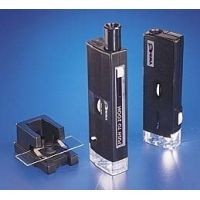 Control Company Illuminated Pocket Microscope 3355, Zoom 60x-100x Plus Slide Holder