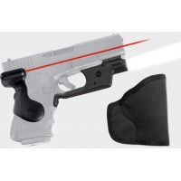 Crimson Trace LG-617 Compact Glock Laser Grip & Light with Holster