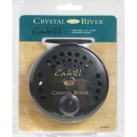 Crystal River Cahill Fly Reel - 3 3/4in Spool