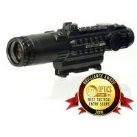Leupold Mark 4 CQ/T 1-3x14mm Close Quarter/Tactical Rifle Scope - 52155 Personalized by Leupold Custom Shop