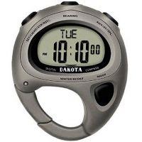 Dakota Watches Digital Compass Clip