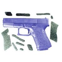 Decal Grip Enhancer For Glock 19 G19R