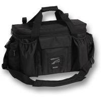 Bulldog Extra Large Deluxeblack Police & Shooters Range Bag With Strap