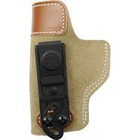 DeSantis Left Hand Natural Sof-Tuck Holster for Glock 19, 23, 36 106NBB6Z0