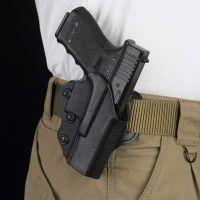 DeSantis Right Hand Black Facilitator Holster 042KAB2Z0 - GLOCK 17, 22