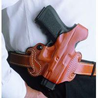 DeSantis Right Hand Black Thumb Break Mini Slide Holster 085BAF3Z0 - H&K USP COMPACT 9/40, P2000, P2000SK