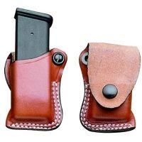 DeSantis Left Hand SHOOTER - Tan - F.T.U. Single Magazine Pouch A49TBBBZ0