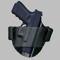 DeSantis Left Hand Black Scorpion Holster 038KBC7Z0 - SIG P225, P228, P229, P229R