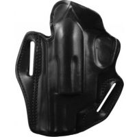 DeSantis Speed Scabbard Holster - Taurus Judge Public Defender Polymer  Frame, Left, Plain Black — Color: Black, Finish: Plain, Fabric/Material: