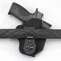 DeSantis Tuck-This II Style M24 IWB Handgun Holster for Sig P290 w/ Laser