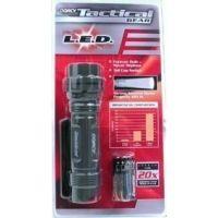 Dorcy 1 Watt - 3AAA Tactical Gear LED Flashlight w/ Batteries 41-4290