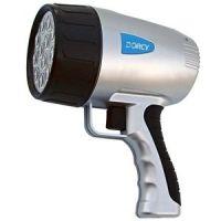 Dorcy 12 LED Rechargeable Spotlight w/ AC & DC Adaptors 41-1050