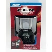 Dorcy 65 Lumens 4D LED Lantern w/ 45 Lumens Flip Top