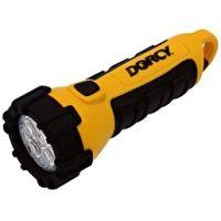 Dorcy 3 AA size Carabineer LED Flashlight w/ Batteries