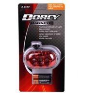 Dorcy LED Bike Tail Light w/ 900 Lumen LED
